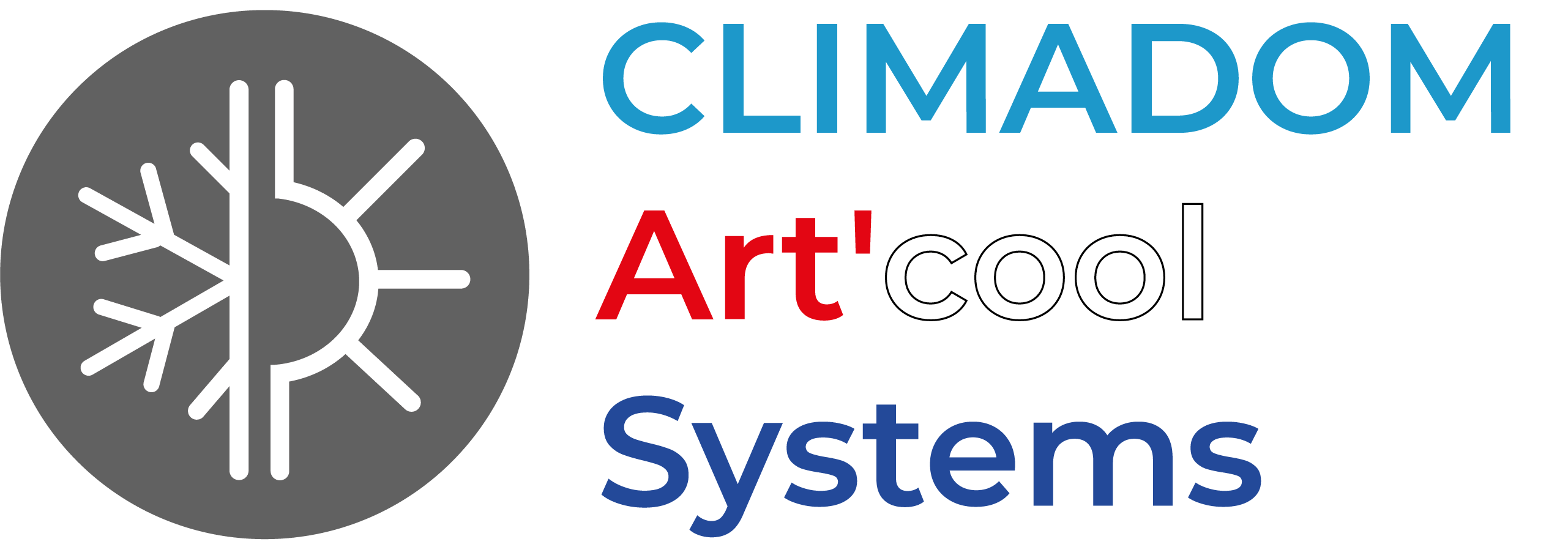 Logo Climadom Art'cool System
